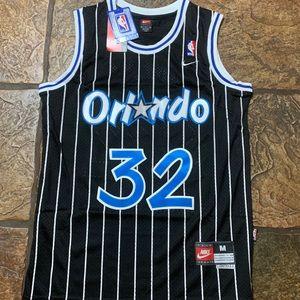 Shaq - Orlando Magic Throwback Jersey